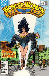 Cover Thumbnail for Wonder Woman (DC, 1987 series) #3 [Direct]
