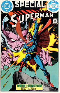 Cover Thumbnail for Superman Special (DC, 1983 series) #1 [Direct]