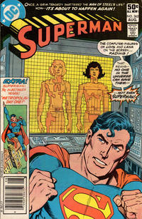 Cover for Superman (DC, 1939 series) #362 [Direct Sales]