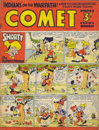 Cover Thumbnail for Comet (Amalgamated Press, 1949 series) #208