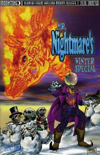Cover Thumbnail for Mr. Nightmare's Winter Special (Moonstone, 1995 series)