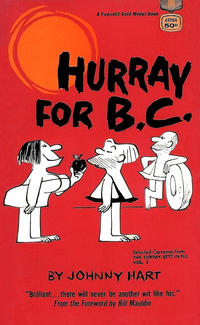Cover Thumbnail for Hurray for B.C. (Gold Medal Books, 1968 series) #d1904