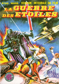 Cover Thumbnail for La Guerre des Etoiles (Editions Lug, 1977 series) #[nn]