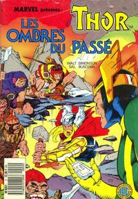 Cover Thumbnail for Thor (Editions Lug, 1988 series) #2