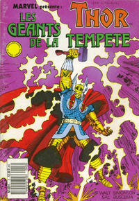 Cover Thumbnail for Thor (Semic S.A., 1989 series) #3