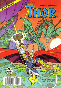 Cover Thumbnail for Thor (Semic S.A., 1989 series) #4