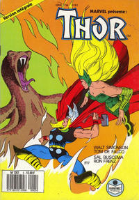 Cover Thumbnail for Thor (Semic S.A., 1989 series) #5