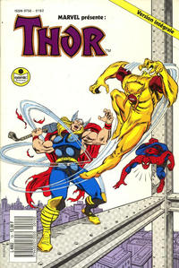 Cover Thumbnail for Thor (Semic S.A., 1989 series) #10