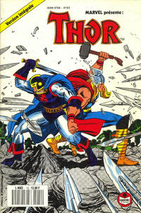 Cover Thumbnail for Thor (Semic S.A., 1989 series) #12
