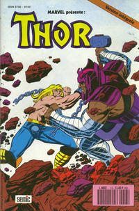 Cover Thumbnail for Thor (Semic S.A., 1989 series) #13
