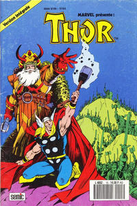 Cover Thumbnail for Thor (Semic S.A., 1989 series) #15
