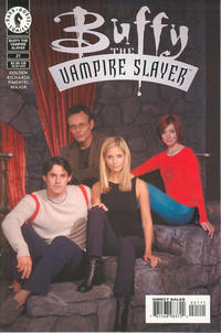 Cover Thumbnail for Buffy the Vampire Slayer (Dark Horse, 1998 series) #21 [Photo Cover]