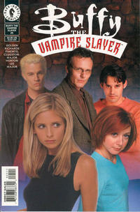 Cover for Buffy the Vampire Slayer (Dark Horse, 1998 series) #25 [Photo Cover]