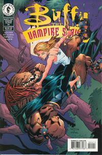 Cover Thumbnail for Buffy the Vampire Slayer (Dark Horse, 1998 series) #24