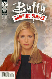 Cover Thumbnail for Buffy the Vampire Slayer (Dark Horse, 1998 series) #23 [Photo Cover]