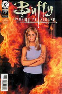 Cover for Buffy the Vampire Slayer (Dark Horse, 1998 series) #26