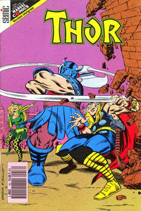 Cover Thumbnail for Thor (Semic S.A., 1989 series) #16