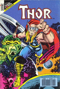 Cover Thumbnail for Thor (Semic S.A., 1989 series) #21