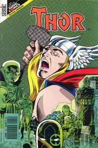 Cover Thumbnail for Thor (Semic S.A., 1989 series) #22