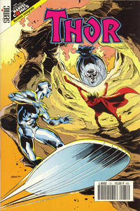 Cover Thumbnail for Thor (Semic S.A., 1989 series) #31