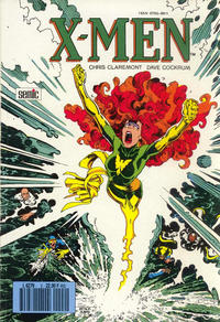 Cover Thumbnail for X-Men Saga (Semic S.A., 1990 series) #2