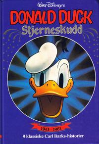 Cover Thumbnail for Donald Duck bøker [Gullbøker] (Hjemmet / Egmont, 1984 series) #[1986] - Stjerneskudd
