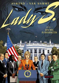 Cover Thumbnail for Lady S. (Dupuis, 2004 series) #5 - Een mol in Washington