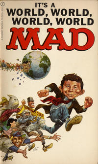 Cover Thumbnail for It's a World, World, World, World Mad (New American Library, 1965 ? series) #P3720