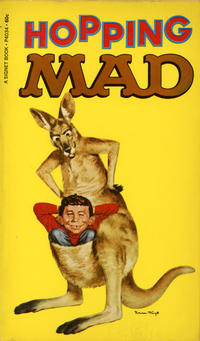 Cover Thumbnail for Hopping Mad (New American Library, 1969 series) #P4034