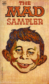Cover Thumbnail for The Mad Sampler (New American Library, 1965 series) #P3495