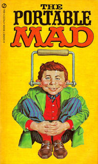 Cover Thumbnail for The Portable Mad (New American Library, 1970 series) #P4222