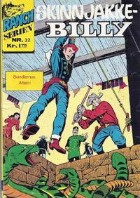 Cover Thumbnail for Ranchserien (Illustrerte Klassikere / Williams Forlag, 1968 series) #32