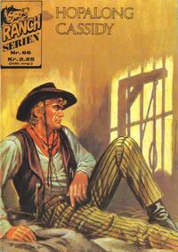 Cover Thumbnail for Ranchserien (Illustrerte Klassikere / Williams Forlag, 1968 series) #66