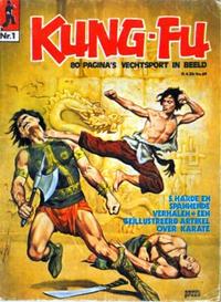 Cover Thumbnail for Kung-Fu (Semic Press, 1975 series) #1