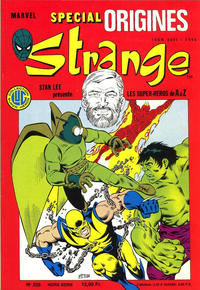 Cover Thumbnail for Strange Spécial Origines (Editions Lug, 1981 series) #226