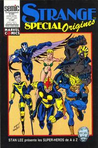 Cover Thumbnail for Strange Spécial Origines (Semic S.A., 1989 series) #283 hors série