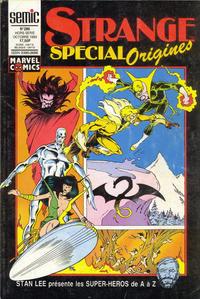 Cover Thumbnail for Strange Spécial Origines (Semic S.A., 1989 series) #286 hors série