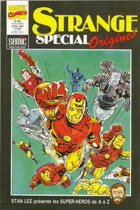 Cover Thumbnail for Strange Spécial Origines (Semic S.A., 1989 series) #292 hors série