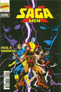Cover Thumbnail for X-Men Saga (Semic S.A., 1990 series) #22