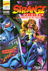 Cover Thumbnail for Strange Spécial Origines (Semic S.A., 1989 series) #313