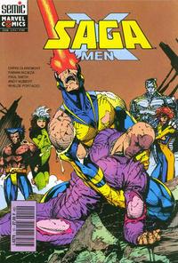 Cover Thumbnail for X-Men Saga (Semic S.A., 1990 series) #10