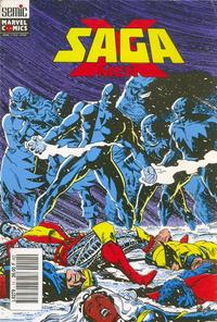Cover Thumbnail for X-Men Saga (Semic S.A., 1990 series) #11