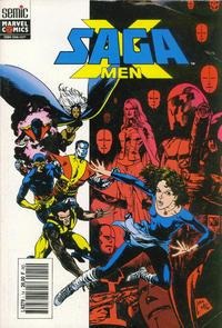 Cover Thumbnail for X-Men Saga (Semic S.A., 1990 series) #14
