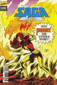 Cover Thumbnail for X-Men Saga (Semic S.A., 1990 series) #17