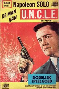 Cover Thumbnail for Napoleon Solo de Man van U.N.C.L.E. (Semic Press, 1967 series) #2