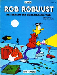 Cover Thumbnail for Semic Primeurs (Semic Press, 1975 series) #2 - Rob Robuust: Het geheim van de klavertjes vier