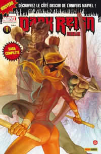 Cover Thumbnail for Dark Reign Saga (Panini France, 2009 series) #1