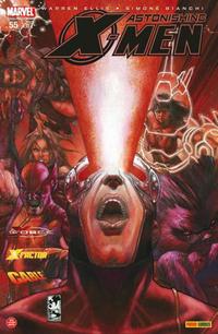 Cover Thumbnail for Astonishing X-Men (Panini France, 2005 series) #55