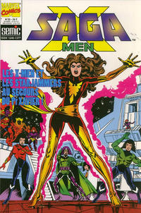 Cover Thumbnail for X-Men Saga (Semic S.A., 1990 series) #25