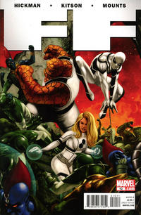 Cover Thumbnail for FF (Marvel, 2011 series) #10